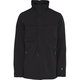 North Bend Tech Veste Homme, black